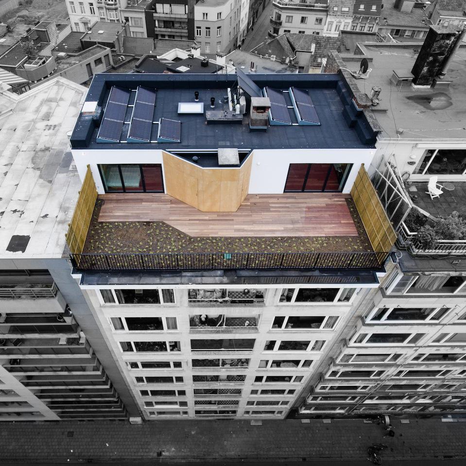 Penthouse • Antwerpen