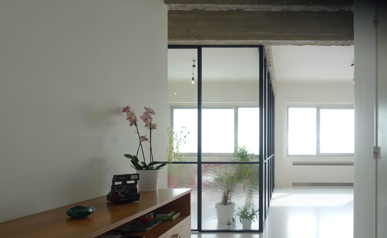 renovatie appartement Antwerpen